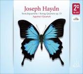Haydn: String Quartets, Op. 33 by Apponyi Quartet