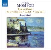 Mompou, F.: Piano Music, Vol. 5 by Jordi Maso