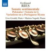 Ries, F.: Music for Flute and Piano de Matteo Napoli