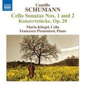 Camillo Schumann: Cello Sonatas Nos. 1 and 2 / 2 Konzertstucke by Maria Kliegel