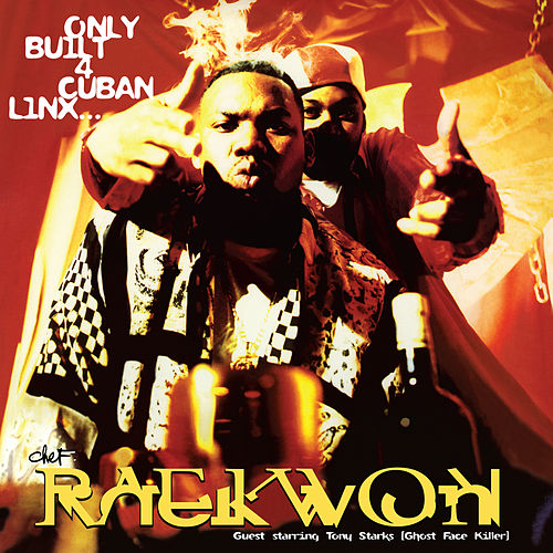 Only Built 4 Cuban Linx by Raekwon