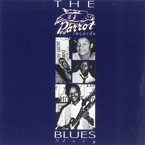 The Parrot Records Blues Story by Various Artists