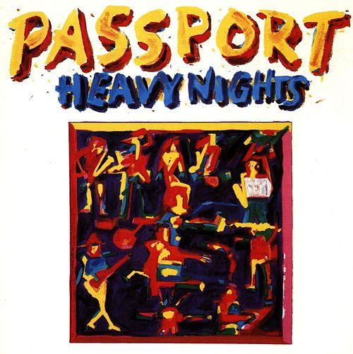 Heavy Nights by Klaus Doldingers Passport