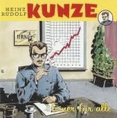 Einer Fuer Alle de Heinz Rudolf Kunze