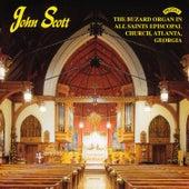The Buzard Organ of All Saints Episcopal Church, Atlanta, Georgia, USA by John Scott