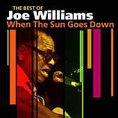 When The Sun Goes Down (The Best Of) by Joe Williams