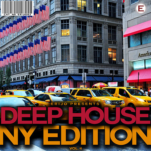 Deep House NY Edition, Vol. 4 by Various Artists