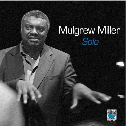 Solo by Mulgrew Miller