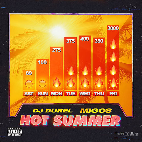 Hot Summer de DJ Durel & Migos