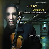 Partita nº 2 in D minor, BWV 1004: Sarabande by Carlos Damas