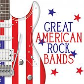 Great American Rock Bands by Various Artists