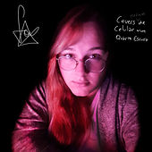 Covers de Celular Num Quarto Escuro de Foqs