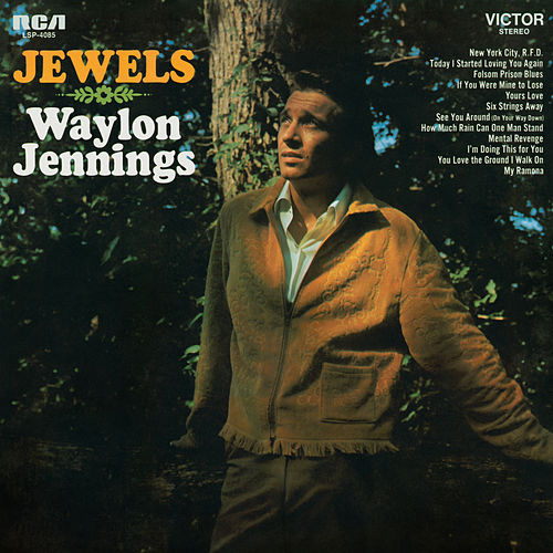 Jewels by Waylon Jennings