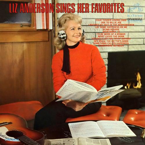 Sings Her Favorites by Liz Anderson