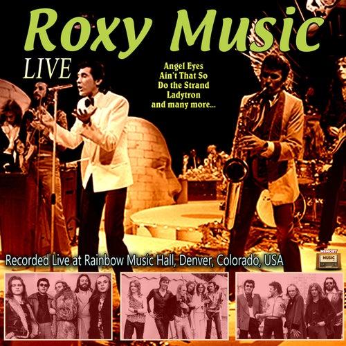 Live von Roxy Music