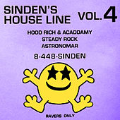 Sinden's House Line Vol. 4 by Various Artists