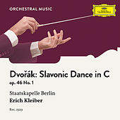 Dvořák: Slavonic Dance in C Major, Op. 46 No. 1 by Staatskapelle Berlin