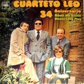 34 Aniversario von Cuarteto Leo
