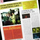 Los Más Grandes Éxitos del Cuarteto Leo von Cuarteto Leo