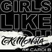 Girls Like You (TOKiMONSTA Remix) by Maroon 5