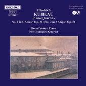 Piano Quartets Nos 1 and 2 by Friedrich Kuhlau