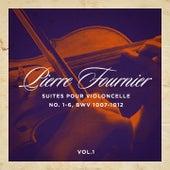 Suites pour violoncelle no. 1-6, BWV 1007-1012, vol. 2 von Pierre Fournier