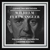Ludwig van Beethoven par Wilhelm Furtwängler et le Philharmonia Orchestra (Lucerne 22 août 1954) by Various Artists