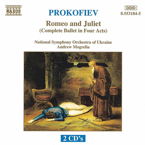 Romeo and Juliet by Sergey Prokofiev