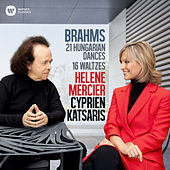 Brahms: 21 Hungarian Dances & 16 Waltzes for Piano Four Hands - 21 Hungarian Dances, WoO 1: No. 5 in F-Sharp Minor by Cyprien Katsaris