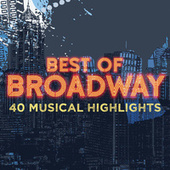 Best of Broadway: 40 Musical Highlights de Various Artists