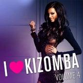 I Love Kizomba, Vol. 4 de Various Artists