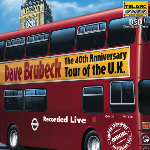 40th Anniversary Tour of the U.K. by Dave Brubeck