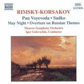 Pan Voyevoda / May Night by Nikolai Rimsky-Korsakov