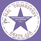 Peppermint Jam Allstars, Vol. 4 von Various Artists