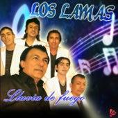 Lluvia de Fuego de Los Lamas