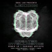 Greater Intelligence [Remix LP] de Lexxion