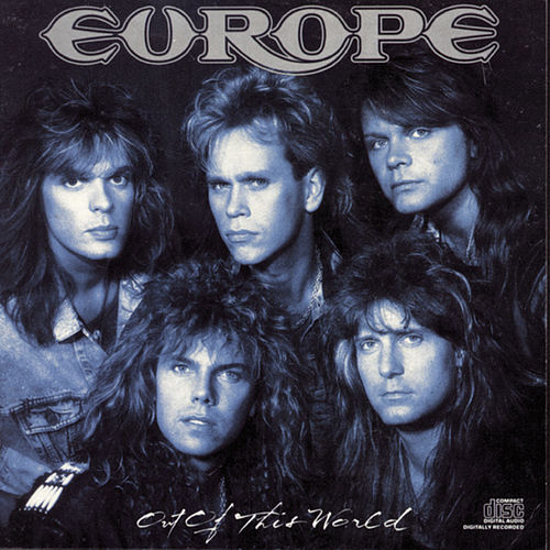 Out Of This World by Europe