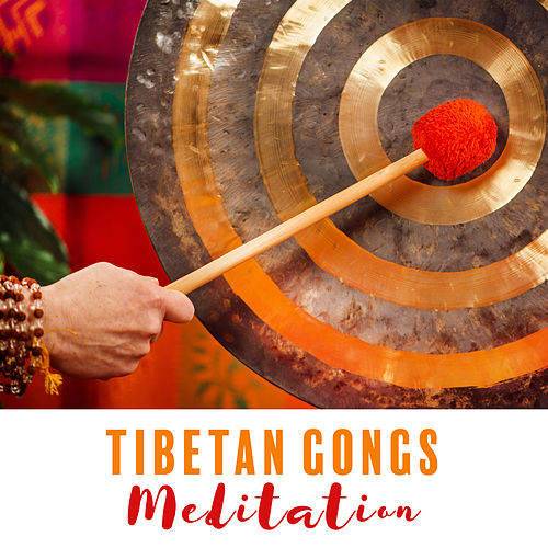 Tibetan Gongs Meditation by Native American Flute