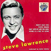 Steve Lawrence de Steve Lawrence