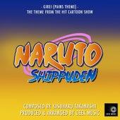 Naruto Shippuden  - Girei - Pains Theme by Geek Music