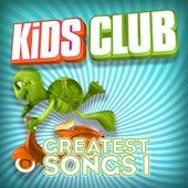 Kids Club - Greatest Songs Vol. 1 by The Studio Sound Ensemble