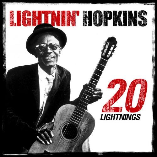 Twenty Ligthnings by Lightnin' Hopkins