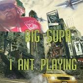 I Ant Playing de Big Supa