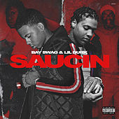 Saucin (Remix) [feat. Lil Durk] by Bay Swag