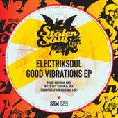 Good Vibrations - Single by Mark Grant