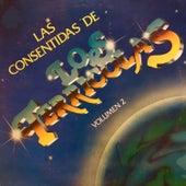 Las Consentidas de los Terricolas, Vol. 2 by Los Terricolas