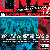 Live & Unreleased From Farmclub.com by Various Artists
