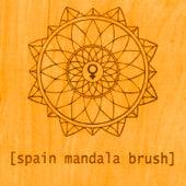 Mandala Brush by Spain