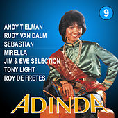 Indonesian Love Songs Adinda, Vol. 9 de Various Artists
