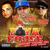 Fiyahouse Mixtape, Vol. 2 (Down South) von Various Artists